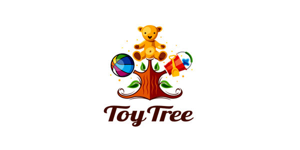 25 creative kids and toys logo design for inspiration