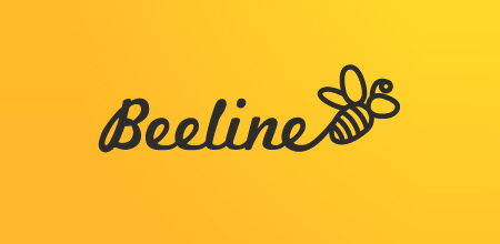 bee line creative logo