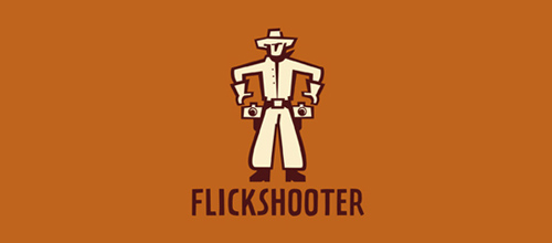 Masculine Logo Designs Flickshooter
