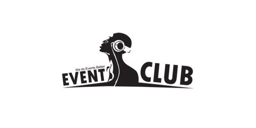 Logo Design Event Club