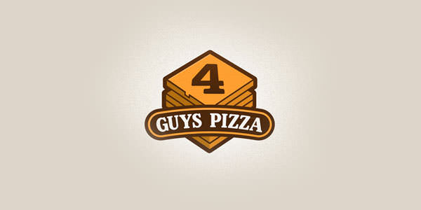 Pizza Logo Design Collection for Inspiration (7)