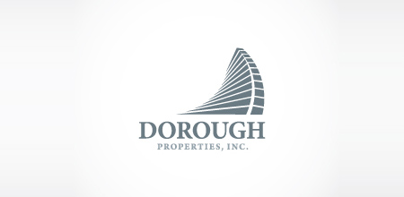 Sequential Type Logo Designs dorough properties