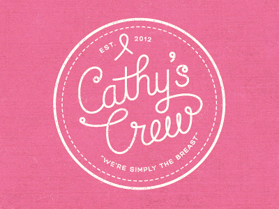 Pink Colored Logo Designs 9