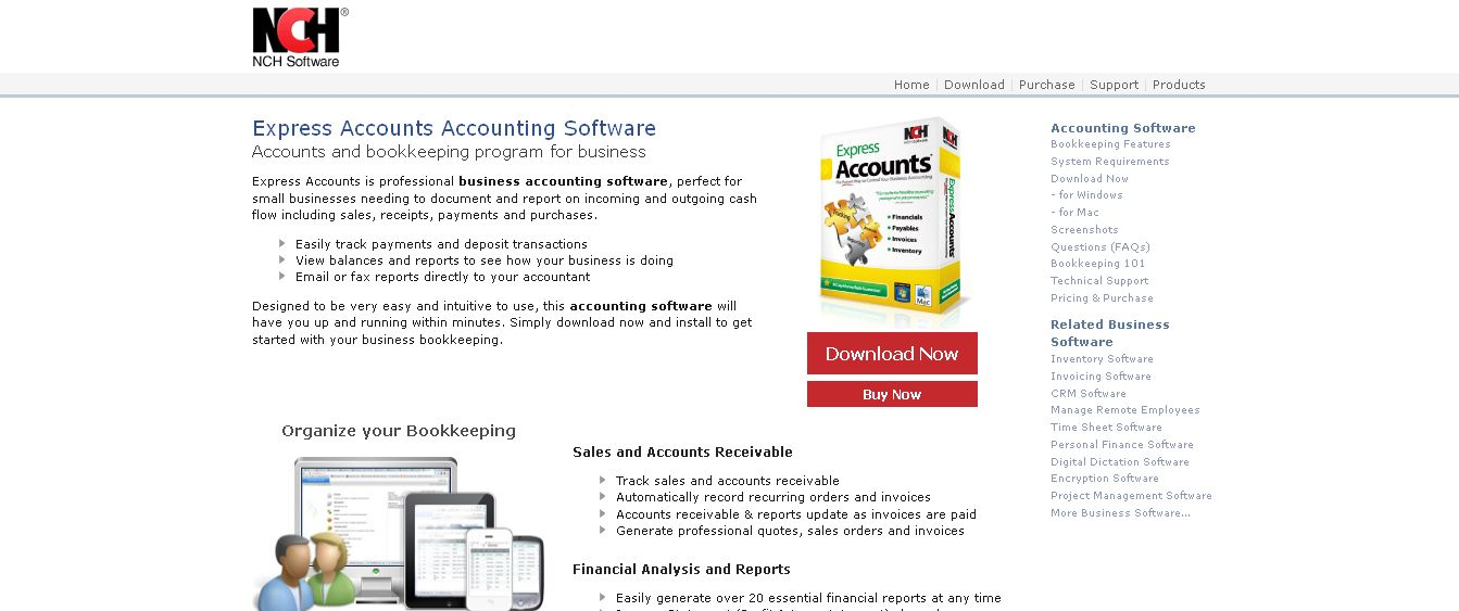 Accounting Software for Small Business_ PC or Mac Free Download