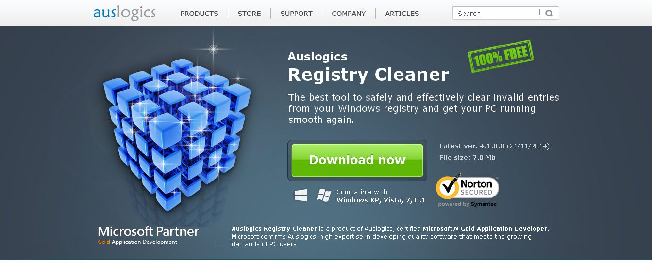 Best Free PC Registry Cleaner Software Download_ Fix Errors Now