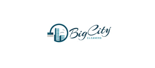 logo design Big City Cleaning