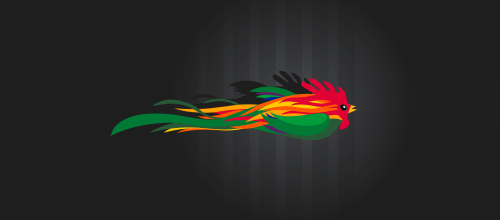 Multicolor Logo Designs BoostRooster