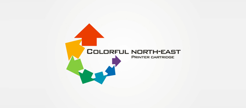 Multicolor Logo Designs Colorful North-East