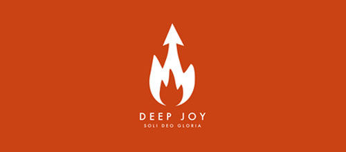 Hot Burning And Fire Logo Design Deep Joy