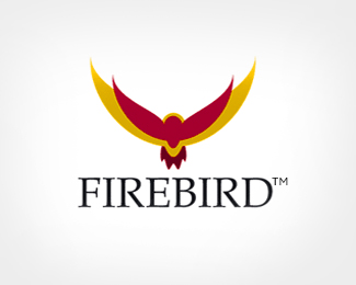 Firebird Beautiful Animal and Pet Logo Designs