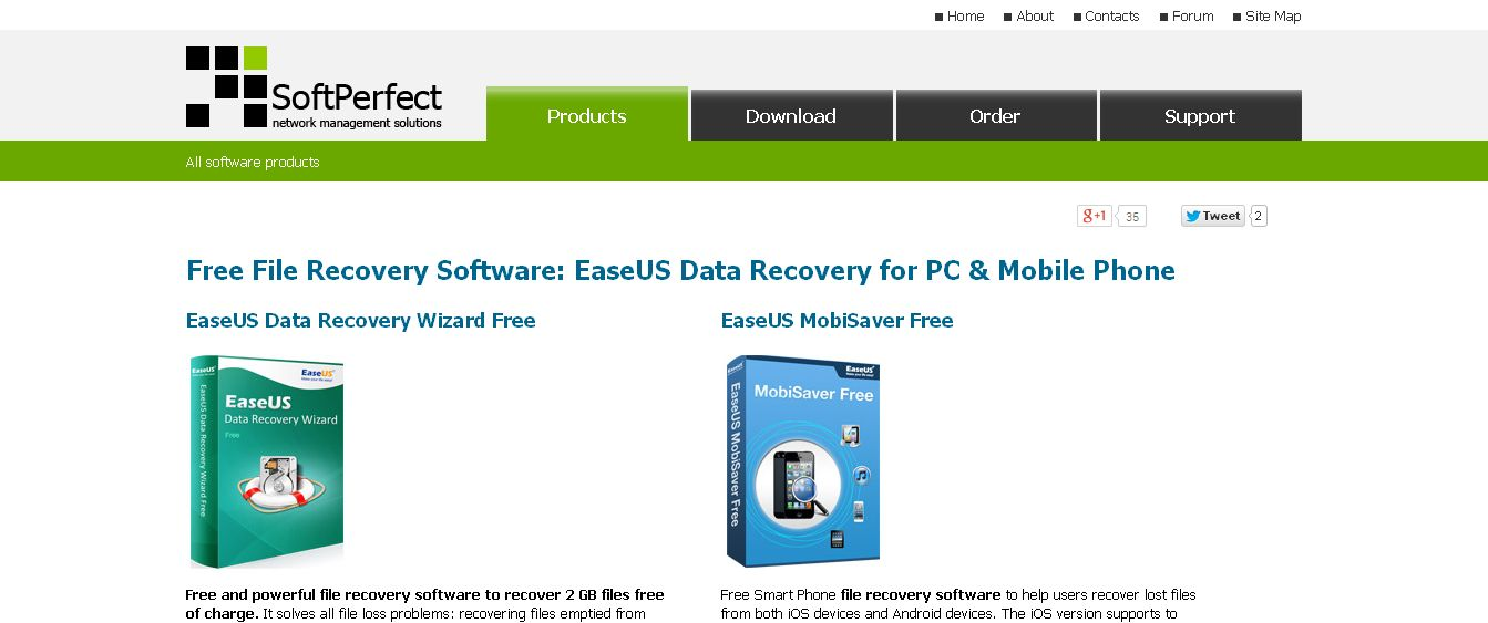 Free data rescue and recovery _ restore accidentally deleted files
