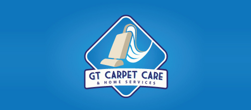 logo design GT Carpet Care