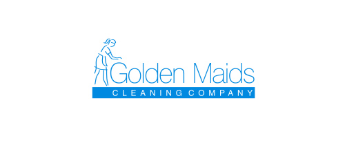 logo design Golden Maids