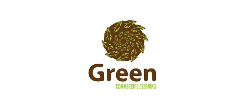 logo design Green Cleaning
