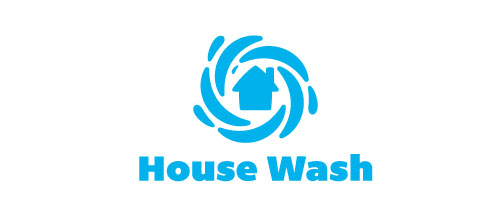 logo design House Wash