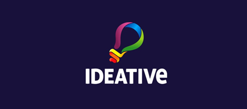 Multicolor Logo Designs Ideative