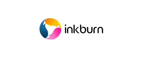 Hot Burning And Fire Logo Design InkBurn