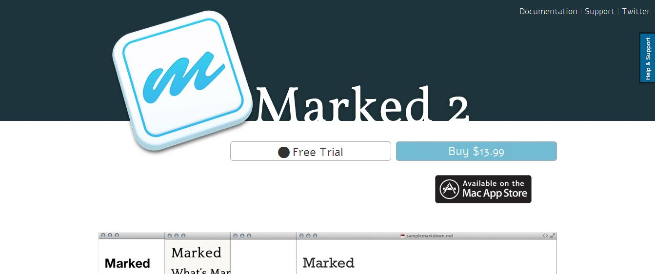 Marked 2 - Smarter tools for smarter writers