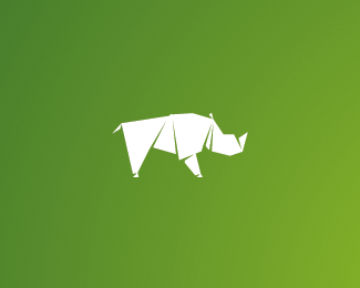PaperRhino Beautiful Animal and Pet Logo Designs
