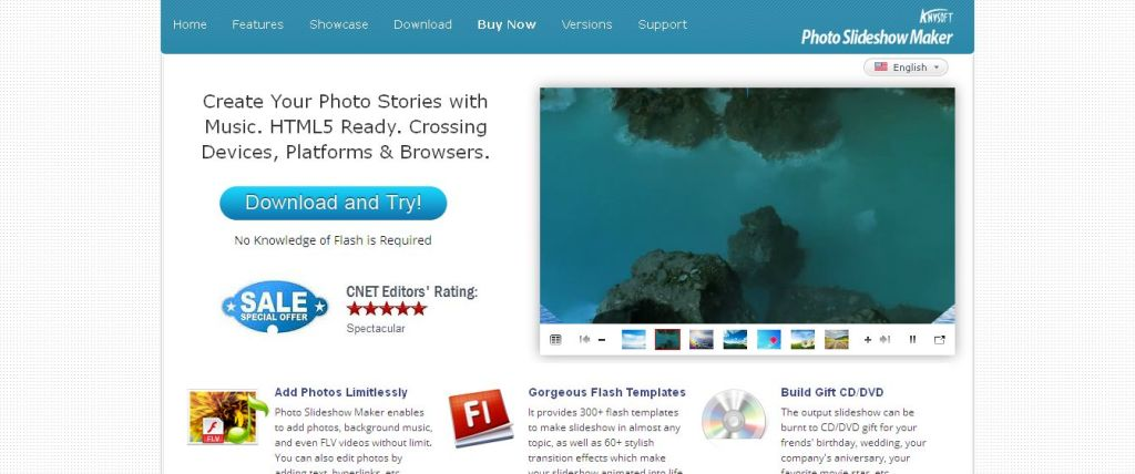 Photo Slideshow Maker - Photo Gallery Maker, HTML5 Slideshow Maker, Web Album Creator