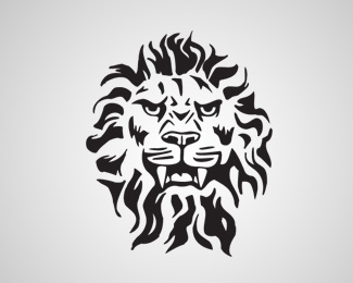 Prestige Lion Beautiful Animal and Pet Logo Designs