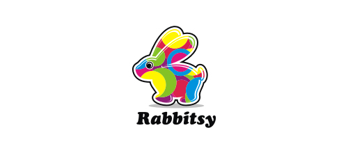 Multicolor Logo Designs Rabbitsy