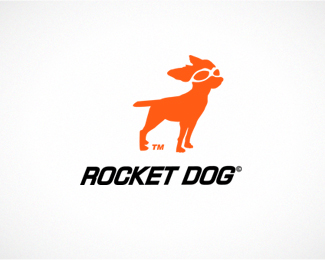 Rocket Dog Beautiful Animal and Pet Logo Designs