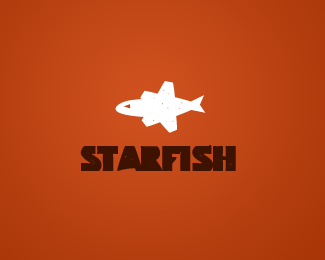 S T A R F I S H Beautiful Animal and Pet Logo Designs