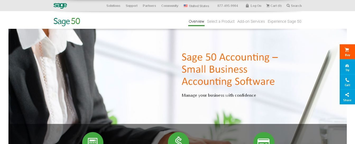 Small Business Accounting Software Sage 50 Accounting I Sage I U_S
