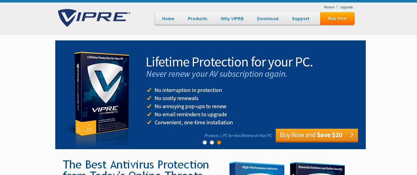 The Best Anti Virus Protection for Windows & Android I VIPRE Antivirus