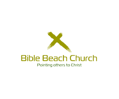 bible-beach-church-logo design