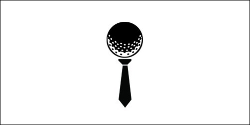 biz golf thumb Unique and Creative Golf Logo Designs