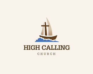 50 Modern Church Logo Designs For Inspiration