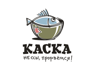 KACKA Fish Logo Design