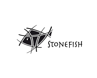 Stonefish Logo Design