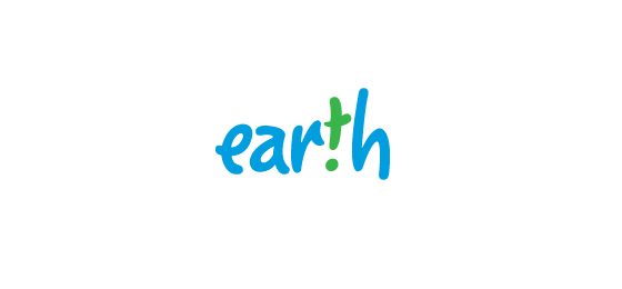 Punctuation Mark Logo Designs Earth Branding