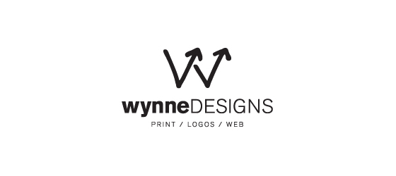 Punctuation Mark Logo Designs Wynne Designs