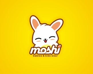 moshi Beautiful Animal and Pet Logo Designs
