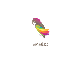 parrot Beautiful Animal and Pet Logo Designs