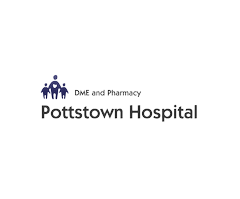 pottstown hospital logo design