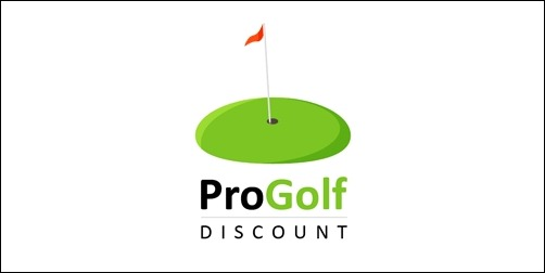 pro golf discount thumb Unique and Creative Golf Logo Designs