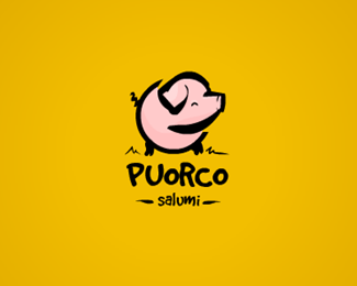puorco Beautiful Animal and Pet Logo Designs