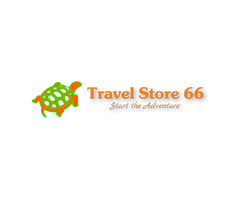 travel-store logo design