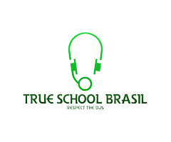 true-school-brasil-logo design