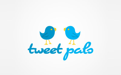 Creative Logo Design Inspired by Twitter