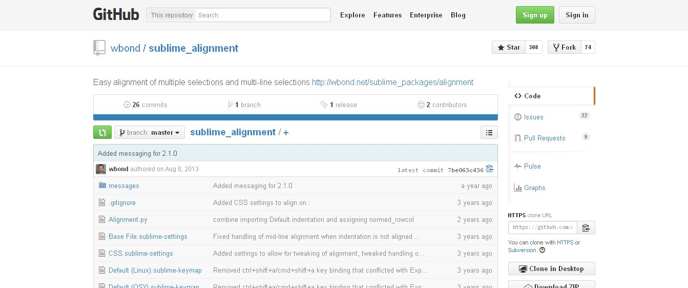 wbond_sublime_alignment · GitHub