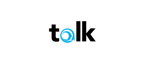 talk logo designs