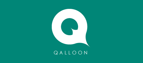Qalloon logo designs