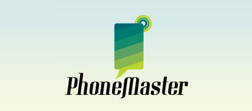 PhoneMaster logo designs