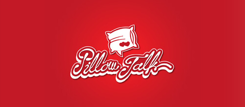 Pillow talk logo designs